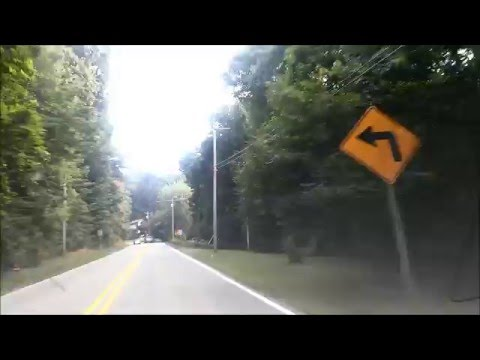 Westmoreland County: Latrobe to Mt Pleasant via PA 981 Southbound
