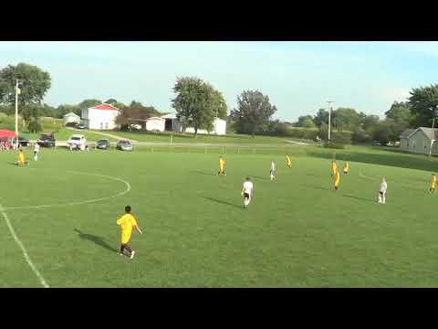 2019 North Mac boys soccer vs Faith bible christian academy