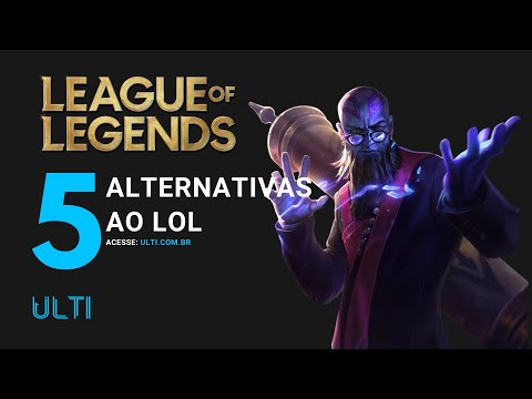 5 Alternativas ao LOL (League of Legends)