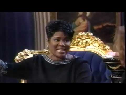 A Dr. Juanita Bynum Interview Turns Into An Anointed Prayer And Worship Experience