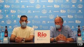 Video Salva Arco presentado como esponsable da área social do CB Breogán