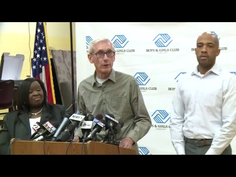 WATCH LIVE:  Wisconsin governor-elect Tony Evers holds press conference