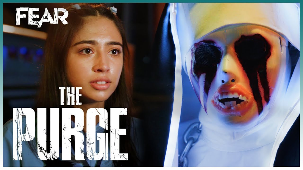 Download Sister Penelope Is Taken By The Nuns | The Purge (TV Series)