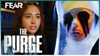 Sister Penelope Is Taken By The Nuns | The Purge (TV Series)