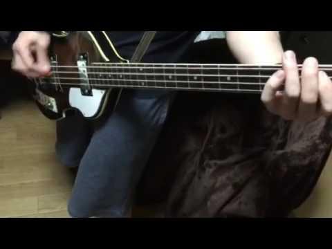 Graham mabe   Joe Jackson  -  On Your Radio bass cope  from JAPAN
