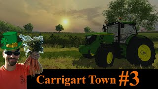 Farming Simulator 2013 Carrigart Town E3: St Patrick's day weeklong special