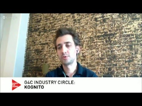 [ 2016 ] Industry Circle: Hangout with Kognito