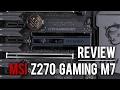 MSI Z270 Gaming M7 Includes M 2 Shield Temperature Test mp3