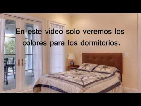 Feng shui colores para el dormitorio youtube for Decoracion recamaras matrimoniales feng shui
