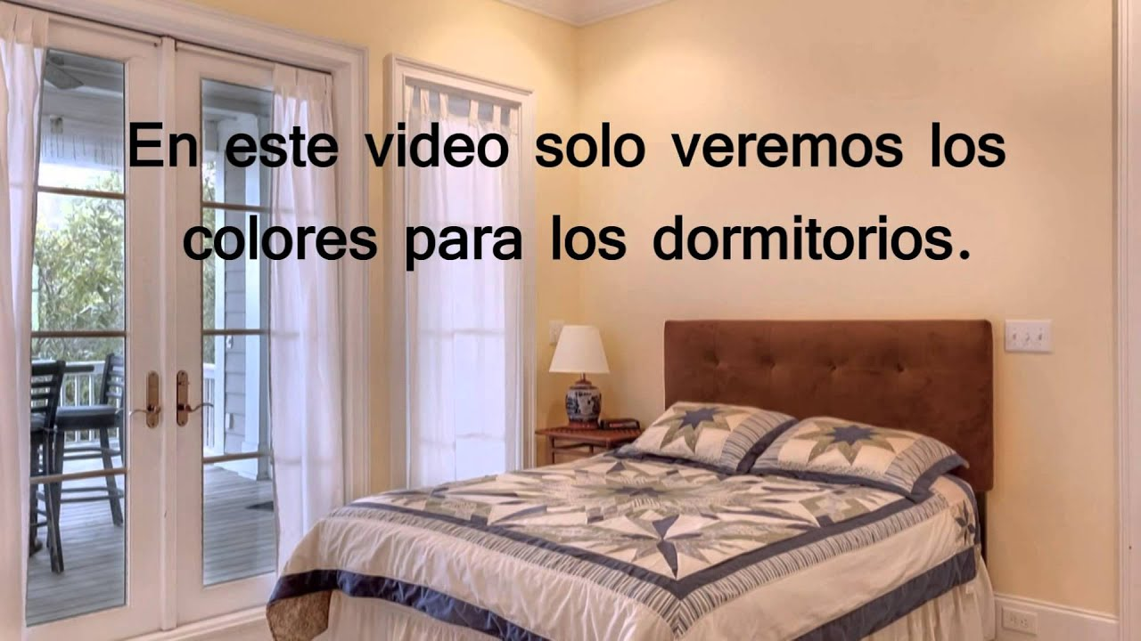 Feng shui colores para el dormitorio youtube - Feng shui decoracion ...