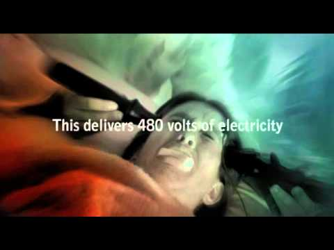 Young vagina and electric torture