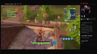 Live fortnite: opening of the combat pass