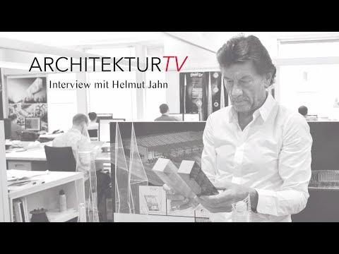 Helmut Jahn Interview