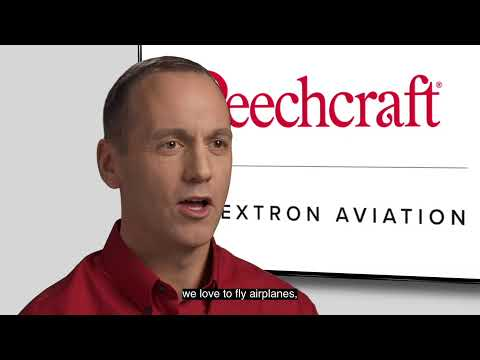 A special announcement from Beechcraft