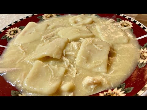How To Make Chicken & Dumplings