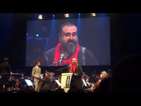 "Rahman Altin - 2013, World Soundtrack Awards - ""Acceptance Speech"""