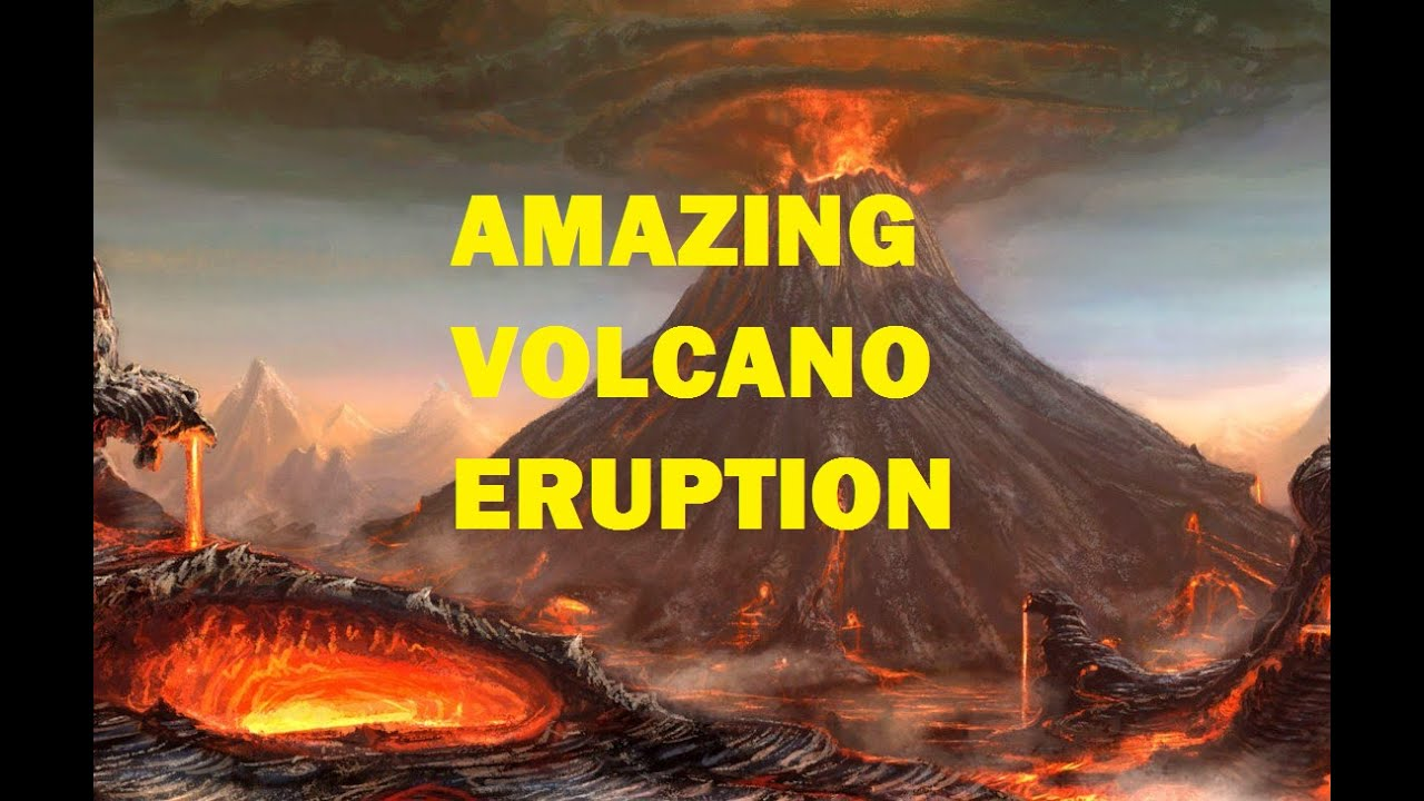 YOU MUST SEE PICTURE AMAZING VOLCANO ERUPTION YouTube - 17 incredible photos of volcanic lightning