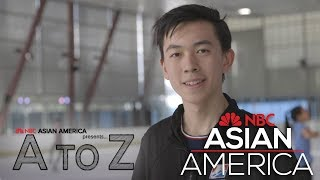 A To Z 2018: Vincent Zhou, Figure Skater, Caught World's Attention At Olympics | NBC Asian America