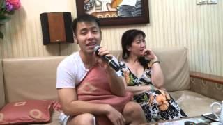 Chuyện Giàn Thiên Lý (live karaoke) - Akira Phan hát tặng F