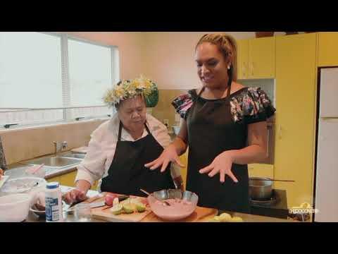 How To Make Cook Islands Raw Fish Aka Ika Mata