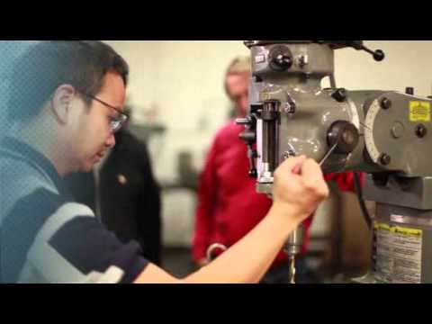 become a machine technician