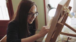 Un día en la vida de la artista Cinta Vidal   Proyecto Hoy