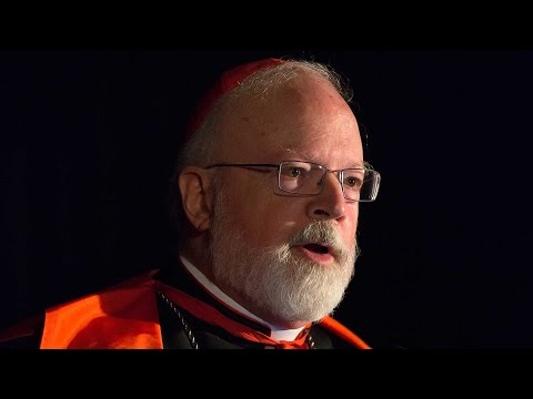 Cardinal Seán O'Malley 2016 Commencement Address