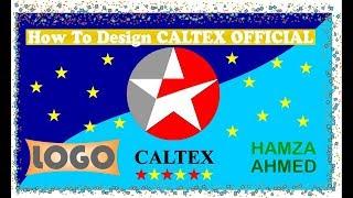 CALTEX Petroleum Brand Company Official Logo Design (2019) Freehand | HAMZA AHMED |
