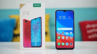 Download Video UNBOXING OPPO F9 INDONESIA! MP3 3GP MP4