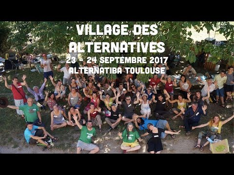 Interview radio : Village des Alternatives Toulouse 2017