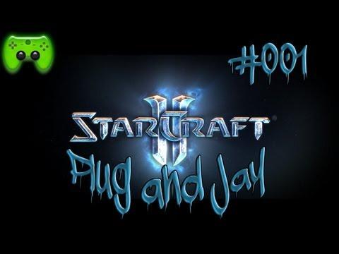 Plug and Jay #005 Starcraft 2 #001 [Deutsch][HD] - 2on2 Ladder