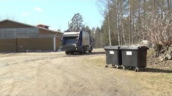 Tallijätteiden lajittelu ja kierrätys