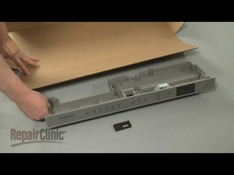 Control Panel Assembly - Frigidaire Dishwasher