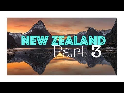 Milford Sound NZ Part 3