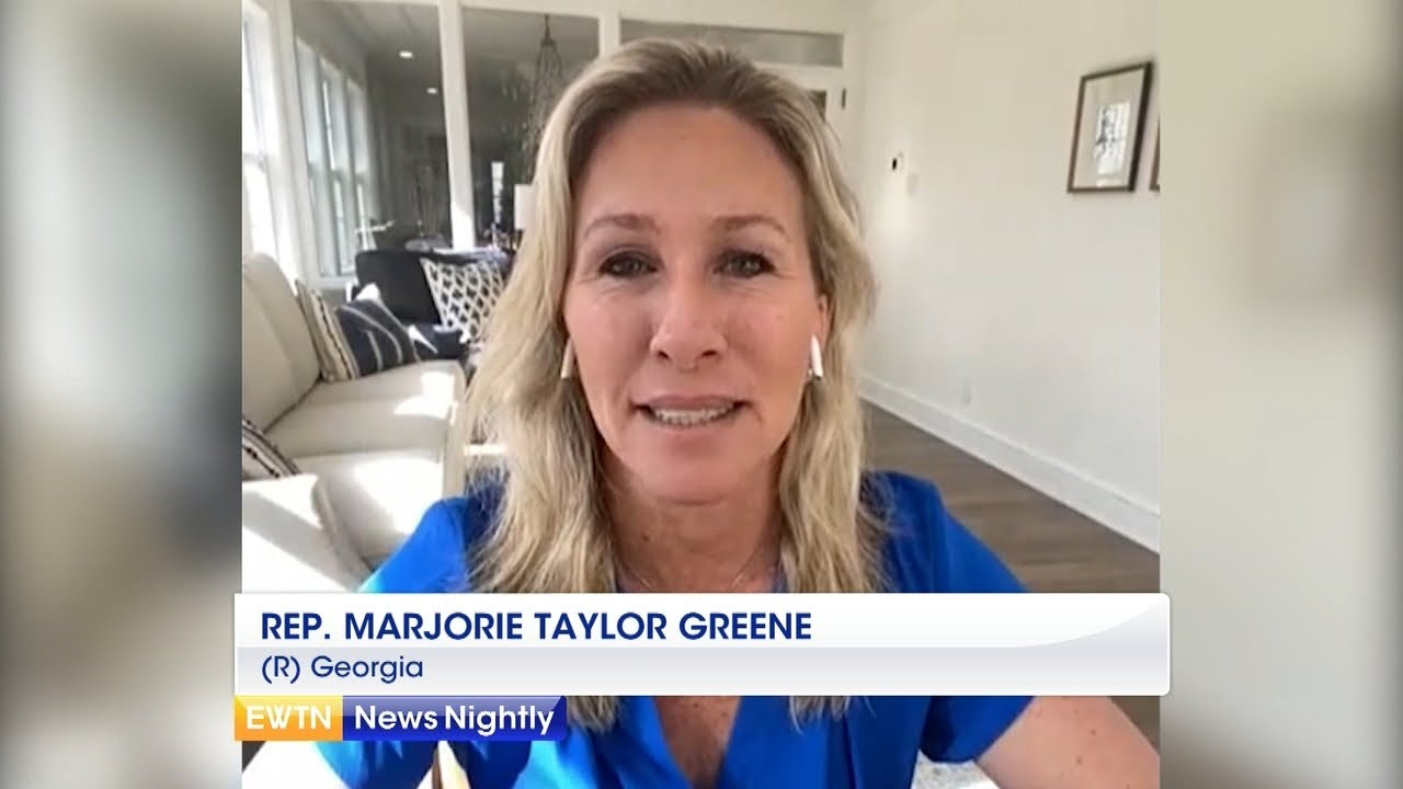 Marjorie Taylor Greene to introduce resolution to expel Maxine ...
