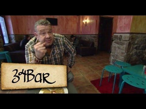 "Chicote en Pesadilla - Alberto Chicote prueba la comida del ""34 Bar"""