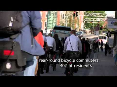Copenhagen Bicycles -  from the feature documentary Powerful: Energy  for Everyone