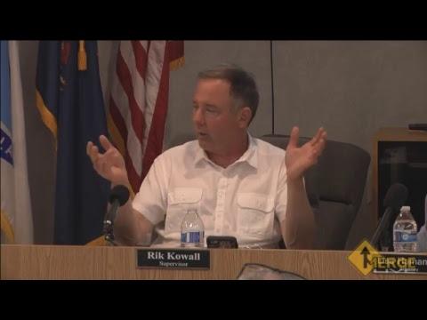 May 15, 2018 Township Board Meeting