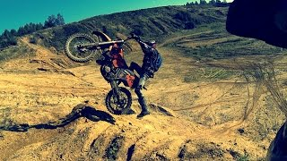 RIDE INTO THE SUN! - Enduro Style!
