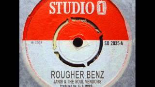 Janis Joplin & The Soul Vendors - Rougher Benz