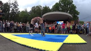 Strongman Wrestling. Strongman Open League 16/17. Final