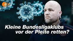 Bundesliga: Solidarität in Zeiten des Coronavirus | das aktuelle sportstudio - ZDF