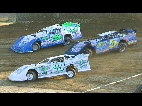 RUSH Crate Late Model Heat Two | Old Bradford Speedway | 8-11-19