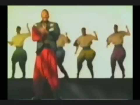 MC Hammer vs Brak - 'Can't Touch This so Don't Touch Me'