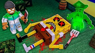 I Killed Spongebob Squarepants..