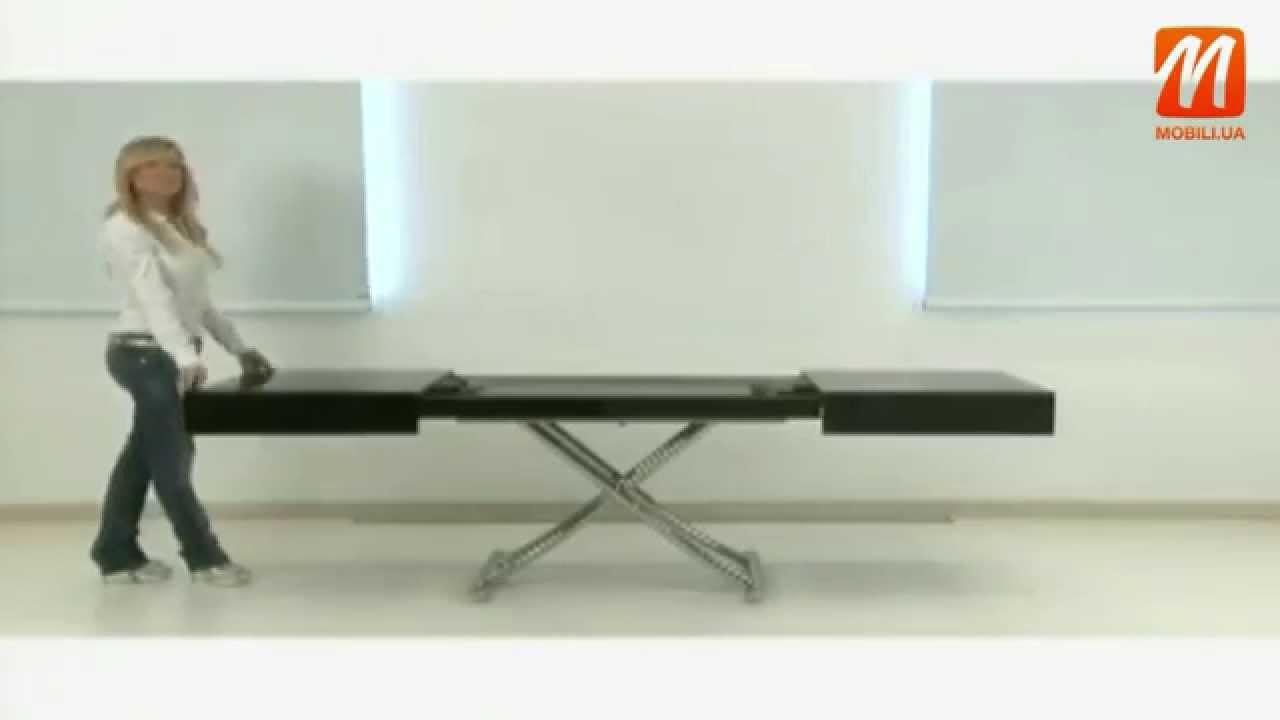 ≥ Высокие технологии в мире мебели, раздвижной стол Украина .