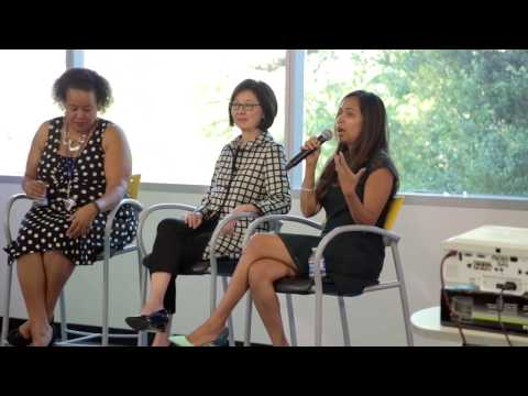 2016 WOC Leadership Conf: Intersectionality Panel