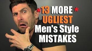 13 Ugly Men's Style Mistakes According To YouTubers | Viewers Choice Mp3
