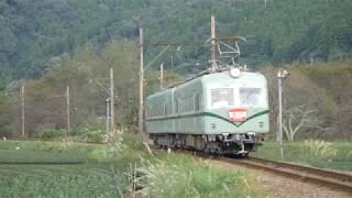 大井川鐵道本線の普通電車は、他では見られない電車たちです。