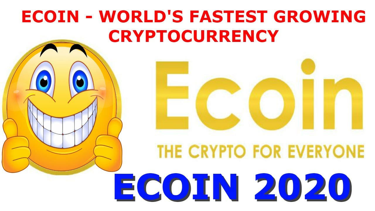 what is e coin cryptocurrency